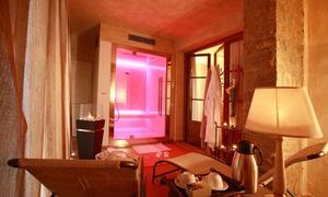 Ingresso esclusivo a Spa di 2 ore, camera in day use e cena alla carta al Ristorante Borgo Di Cortefreda