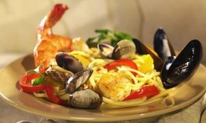 ⏰ Menu di mare completo con calice di vino per 2 persone al Ristorante Terreferme (sconto fino a 45%). Prenota&Vai!