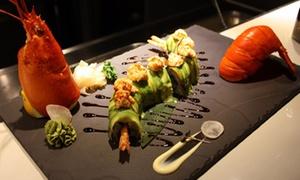 ⏰ Menu sushi giapponese più calice di vino per 2 o 4 persone al ristorante Ginza Sushi (sconto fino a 56%). Prenota&Vai!