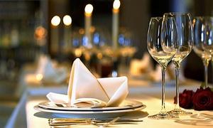 Cena romantica da 5 portate di mare o terra con vino per 2 persone al Salerosa Bistrò in centro a Firenze (sconto 58%)