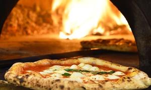Menu pizza con antipasto, dolce e birra per 2 persone alla Nuova Enoteca Perciò (sconto 62%)
