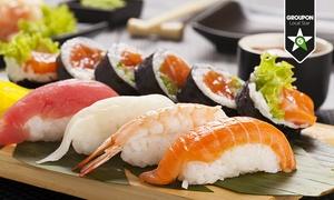 Oh Sushi - Cena giapponese con 8 piatti a scelta dal kaiten e birra o vino