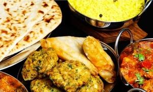 Menu tipico pakistano con dolce e té per 2 o 4 persone da Punjabi Cucina Ristorante (sconto fino a 45%)