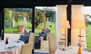 Cena romantica a la carte con 4 portate e calice di vino per 2 persone al ristorante Botton d'Oro (sconto fino a 53%)