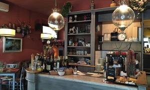 Menu fiorentino da 3 portate con vino per 2 o 4 persone all'Osteria Il Piacere (sconto fino a 50%)