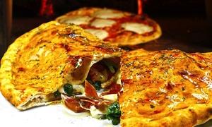 Menu con tagliere di affettati, pizza, focaccia o calzone a scelta, dolce e birra per 2 o 4 persone da La Tana dell'Orco
