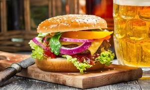 Menu hamburger di Chianina All you can eat con antipasto, dolce e birra da Il Portone Pazzo (sconto fino a 71%)