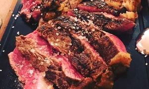 Menu con 1 o 2 kg di bistecca di Chianina e calice di vino per 2 o 4 persone al Ristorante Oliviero 1962 (sconto 56%)