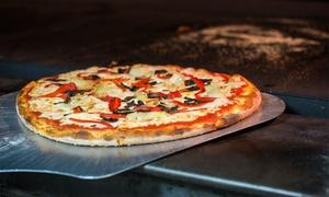 Antipasto, pizza, Atelier, dessert e vino per 2 persone all'Osteria Delle Brache Nome Atelier (sconto fino a 61%)