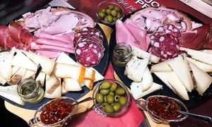 Degustazione con tagliere toscano e bottiglia di vino per 2 persone all'enoteca Tavernacolo (sconto fino a 64%)