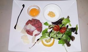 ⏰ Menu tipico toscano da 3 o 4 portate e vino per 2 persone all'Osteria il Pratellino (sconto fino a 56%). Prenota&Vai!