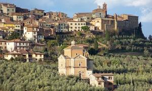 Chianciano Terme: camera doppia in mezza pensione e Terme