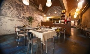 Industria Firenze Restaurant: specialità di stagione di carne e pesce, dessert e vino (sconto fino a 57%)