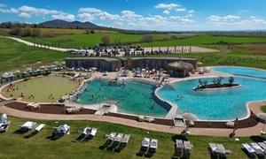 Terme di Vulci: ingresso piscine per 2