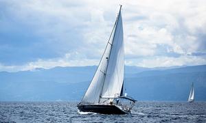 Uscita in barca e corso di vela
