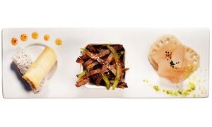 Menu tipico della Cina del Nord da 3 portate con vino e grappa all'Hutong Restaurant, in centro (sconto fino a 67%)