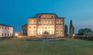 Menu degustazione Michelin: 7 portate e calici di vino per 2 persone all'Atman a Villa Rospigliosi (sconto 53%)