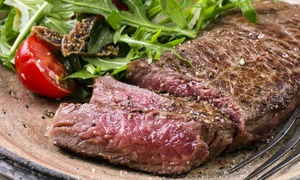 Menu di carne con antipasto, primo, secondo, dolce e vino Chianti DOCG alla Trattoria del Burchio (sconto fino a 51%)