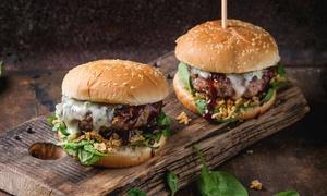 Menu hamburger con birre abbinate in San Frediano al Rione Brewpub (sconto fino a 57%)