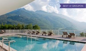 Saint Vincent, spa per 2, massaggio e buono Hotel