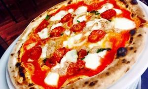 Menu di pizza con antipasto, dolce e birra alla Trattoria Pizzeria Elisa (sconto 45%)
