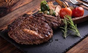 Menu tagliata con maxi tagliere misto e calice di vino al ristorante Pinzimonio (sconto fino a 47%)