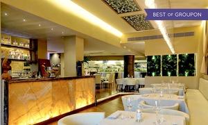 Lungarno Bistrot: lussuoso menu con scelte di carne, pesce o vegetariane più vino e cucina a vista da 69,90 €