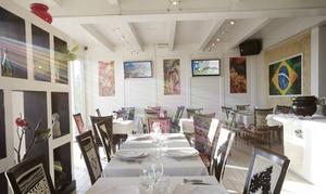 Menu Girocarne Rodizio (13 tipi di carne diversa) servita al tavolo con tipici spiedoni. (sconto fino a 31%)