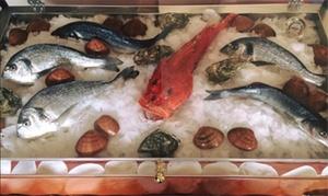 1 kg di grigliata di pesce sul lungomare di Tirrenia per 2 o 4 persone al Ristorante Pizzeria Chichibio (sconto 58%)