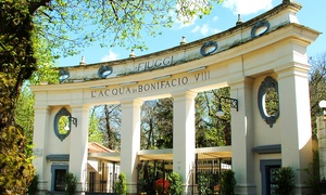 Fiuggi Terme - Spa, massaggio, cena e camera