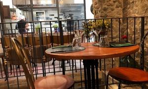 Menu alla carta per 2 persone all'Osteria Armanda 1926 (sconto fino a 45%)