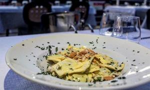 ⏰ Menu giropasta con antipasto, dolce e birro o vino da Smoove Restaurant (sconto fino a 52%). Prenota&Vai!