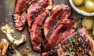 Menu con antipasto, hamburger o tagliata di manzo, dolce e birra al locale Quokka Café & Pub (sconto fino a 59%)