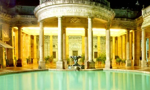 Montecatini Terme: 3 notti con mezza pensione e benessere