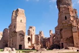 Tour del Circo Massimo, delle terme di Caracalla e del colle Aventi...
