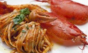 ⏰ Menu di mare da 3 o 4 portate per 2 persone da Il Mercato Nuovo Ristorante (sconto fino a 60%). Prenota&Vai!