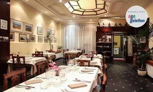 ⏰ Cena romantica al ristorante Belcore di Santa Maria Novella, 2 forchette Michelin, Prenota&Vai!