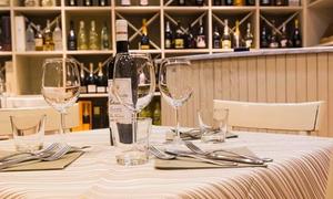 ⏰ Menu di cinta senese con vino per 2 persone all'Enoteca la Rosa Blu (sconto 42%). Prenota&Vai!