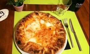 Menu pizza e bibita per 2 o 4 persone sul lungomare di Tirrenia al ristorante pizzeria Chichibio (sconto fino a 44%)