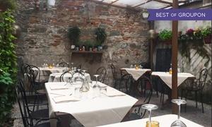 Menu segnalato Michelin con tartufo e vino al ristorante Le Barrique, zona Piazza del Carmine (sconto fino a 51%)