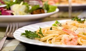 Menu di mare con paella o degustazioni più calice di vino al ristorante Pizza Casual Food (sconto fino a 72%)