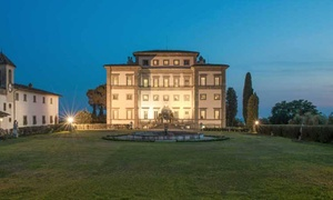Menu degustazione stellato Michelin: 7 portate e calici di vino per 2 persone all'Atman a Villa Rospigliosi (sconto 54%)