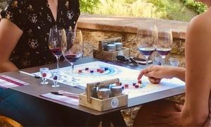 Degustazioni a scelta con fino a 3 calici di vino abbinati per 2 persone alla Wine Lovers Academy (sconto fino a 61%)