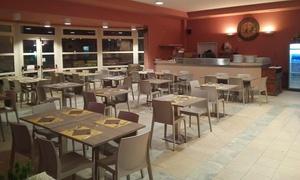 ⏰ Menu con pizza e dolce per 2, 4 o 6 persone al ristorante L'Antica Posta (sconto fino a 61%). Prenota&Vai!