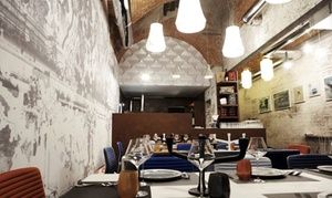 Industria Firenze Restaurant: menu con specialità di stagione di carne e pesce, completo dessert e vino