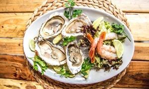 ⏰ Menu con crudi di mare o terra e abbinamento di vini per 2 persone al Crudo Bistrot (sconto fino a 65%). Prenota&Vai!