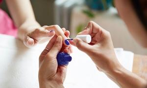3 o 5 manicure con semipermanente