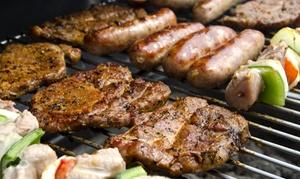 Menu con 1 kg di grigliata di carne alla brace a km 0 al Ristorante Lago Viola (sconto 58%)
