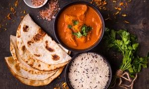 Menu indiano e vegetariano con dolce e vino per 2 persone al ristorante The Little India (sconto fino a 50%)