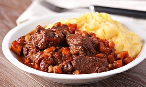 ⏰ Menu di carne alla carta da 4 portate e vino per 2 persone al Ristorante La Pieve (sconto fino a 63%). Prenota&Vai!